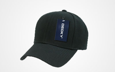 Decky 402 - Fitted Baseball Caps 98bb8b793f0a